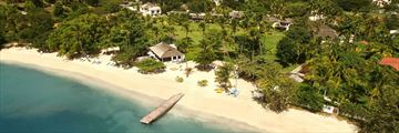 Calabash Luxury Boutique Hotel & Spa, Aerial View of Resort