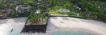 Candi Beach Resort & Spa, Aerial View of Resort