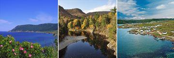 Cape Breton Island & Newfoundland Landscapes