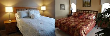Cape Coral Area Gulf Coast Homes, Bedrooms
