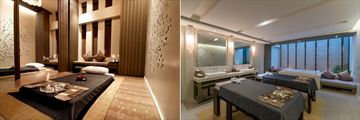 Cape Nidhra, Spa Treatment Rooms