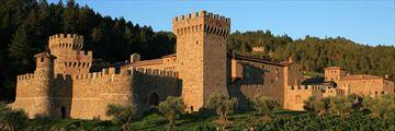 Castello di Amorosa Calistoga, Napa Valley
