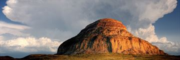 Castle Butte, Big Muddy Valley, Trois Riviere