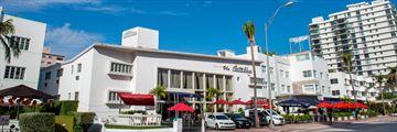 Catalina Hotel & Beach Club, Exterior