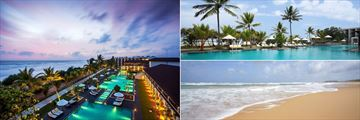 Centara Ceysands resort and spa, Sri Lanka