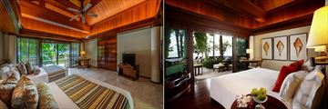 One Bedroom and Two Bedroom Beachfront Villas at Centara Grand Beach Resort, Krabi