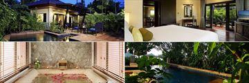 Centara Seaview Khao Lak, Deluxe Pool Villa