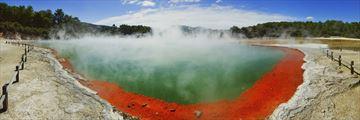 Champagne Pool in Rotorua