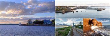 Charlottetown & Prince Edward Island landscapes