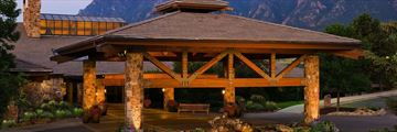 Cheyenne Mountain Resort, Exterior