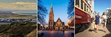 Christchurch City, South Island