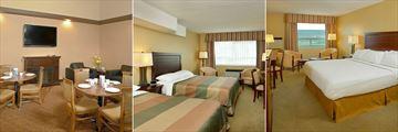 Coast Fraser Inn, Breakfast Room, Queen Queen Comfort Room and Superior Room