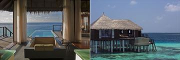 Escape Water Villas at Coco Bodu Hithi