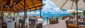 Coco de Mer Hotel & Black Parrot Suites, The Hibiscus Restaurant