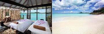 Cocobay Resort, Wellness Pavilion and Little Ffreyes Beach
