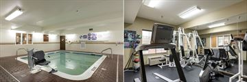 Comfort Inn & Suites, Indoor Pool and Fitness Centre