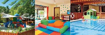 Constance Lemuria, Kids' Club Outdoor Area, Interior and Pool