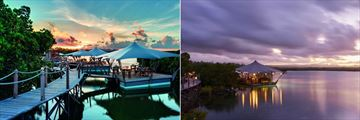 Floating Restaurant and Floating Bar at Constance Prince Maurice