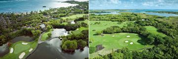 Constance Prince Maurice, Legend Golf Course and Links Golf Course