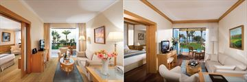 Superior One Bedroom Suite and Executive Suite at Constantinou Bros Asimina Suites