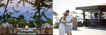 Romantic Bar and Ammos Bar at Creta Maris Beach Resort