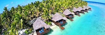 Crown Beach Resort & Spa, Aerial View