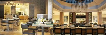 Breakfast in SOL Restaurant and Harbour Bar and Bistro at Crowne Plaza Redondo Beach & Marina