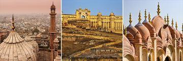 Delhi & Jaipur
