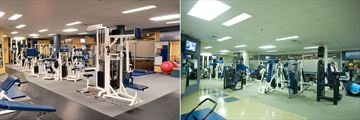 The Fitness Centre at Delta Hotels by Marriott Trois Rivieres
