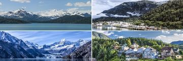 Alaska Cruise Destinations: Inside Passage, Juneau, Glacier Bay & Ketchikan