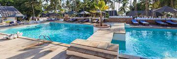 The Pool at Diamonds Mapenzi Beach