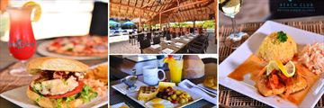 Dining Experience at Anegada Beach Club