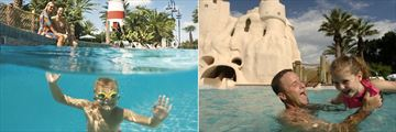 The Pool at Disney's Old Key West Resort