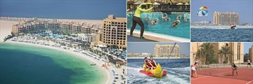 DoubleTree by Hilton Resort & Spa, Marjan Island, Resort View and Activities