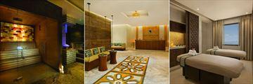 DoubleTree by Hilton Resort & Spa, Marjan Island, Spa Facilities