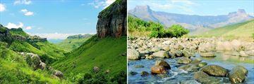 Drakensburg Park Landscapes