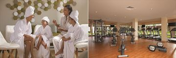 Dreams Onyx Punta Cana, Mother and Daughters' Spa Treatment and Fitness Centre