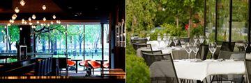 Dupont Circle, Bar Dupont and Cafe Dupont