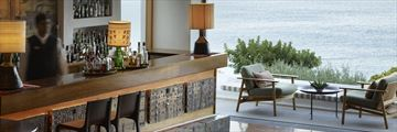Karavia Bar at Elounda Mare Hotel