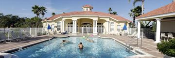 Emerald Island Homes, Main Pool