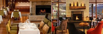 Emirates One&Only Wolgan Valley, The Wolgan Dining Room and Valley Bar & Terrace