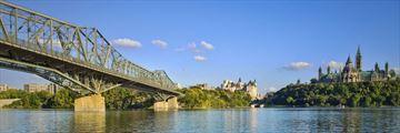 A view of Ottawa