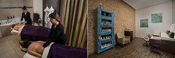 Epicurean Hotel, Spa Evangeline Massage and Nail Salon
