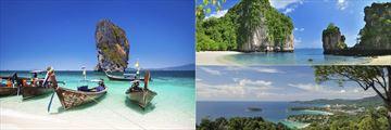 Exotic Scenery, Phuket Island