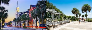 Charleston and Hilton Head, South Carolina