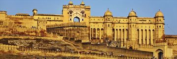 Explore Amber Fort in Jaipur, India