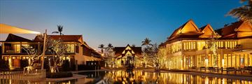 Amari Koh Samui, Resort and Pool at Night