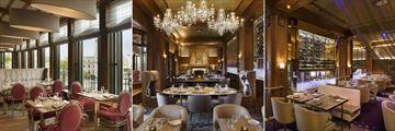 Fairmont Le Chateau Frontenac, Champlain Restaurant