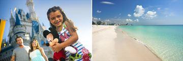 Family Fun at Walt Disney World & South Beach, Miami