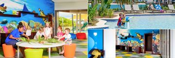 Fiji Marriott Resort Momi Bay, Turtles Kids' Club, Kids' Pool and Turtles Kids' Club Room